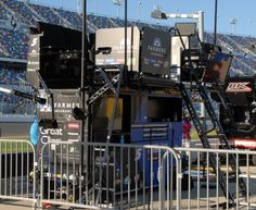 2016 Sprint Cup Series pit boxes Wednesday, March 9, 2016 No. 5 Kasey Kahne