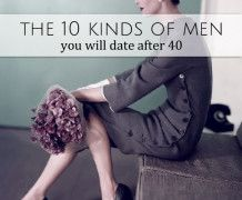 Dating after 40 and divorce