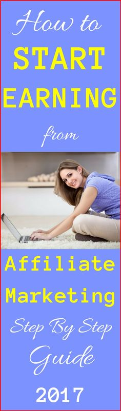 Make Full Time Income From AFFILIATE MARKETING. Learn All The SECRETES of Making FIVE FIGURES Each Month from affiliate marketing. Click the Link to know how >>>