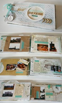 Minialbum von Jazzica für www.danipeuss.de | Bo Bunny