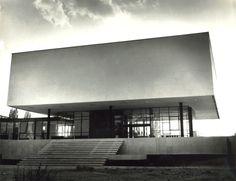 Muzej oslobođenja, Sarajevo, Magaš,suradnja sa Šmidihenom i Horvatom, 1963.