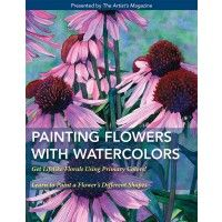 Painting Flowers With Watercolors | NorthLightShop.com