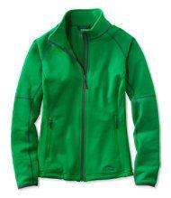 Women's Bean's ProStretch Fleece Jacket