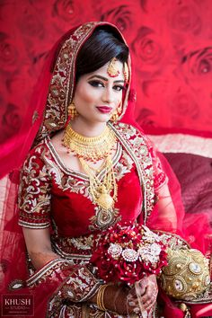 Love the way the natural lights hits the bride……www.khushstudio.co.uk