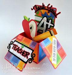 Hilda Designs: Back to School en SDS!!