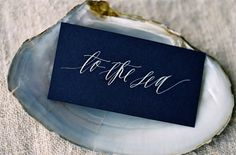 Nautical Wedding Ins