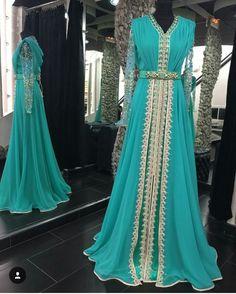 Turquoise Churidar