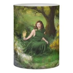 Brigid's Day Flameless Candle