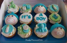 https://flic.kr/p/vbwgCA   Baby Boy Shower Cupcakes