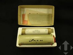 """Jac 40 Norwegian """"Knitting Machine"""" Made In Germany Dial a Stitch_hand needle selection aide"""
