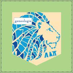 Alpha Delta Pi Lion frocket!!!