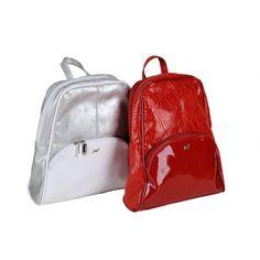 DAPI batoh červený