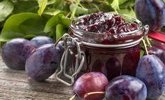 Plum Recipes, Sweet Recipes, Russian Recipes, Italian Recipes, Christine Ferber, Alain Ducasse, Plum Jam, Fruit Jam, Prune