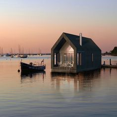 Floating Barn Concept by NRJA | HUH.