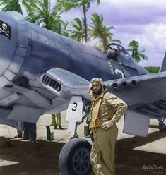 USNAVAIR Ensign 'Big Jim' Streig. 2 tours with VF-17 Jolly Rogers with 6 confirmed kills (Ace). Retired as Commander.