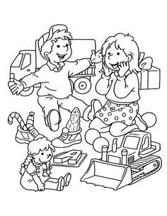 Kleurplaten Speelgoed Dokter.Kleurplaat Speelgoed Opruimen Visiebinnenstadmaastricht