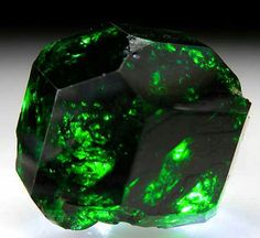 Tourmaline a rock that's naturally beautiful