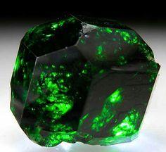Tourmaline a rock that's naturally beautiful
