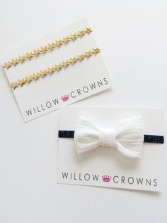 Willows Crowns Giveaway