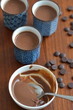 La Cuisine c'est simple: Simple comme des tout petits pots de chocolat