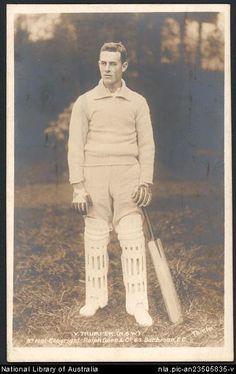 Victor Trumper (1877 - 1915) | Slatted Pads