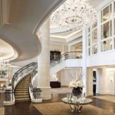 1000 images about grand foyer on pinterest foyers for Les plus belles maisons au monde