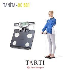 Vücut yağ yüzdeleri ve kas kütlesi üzerine derinlemesine bilgi veren, yenilikçi Tanita BC-601 ile zaman içinde herhangi bir profesyonel spor veya spor programının etkinliğini izlemek çok kolay!!  #TartıMedikal #diyet #diyetisyen