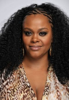 JILL SCOTT / MICRO BRAIDS / WET & WAVY WEAVE/ THIS IS A PROTECTIVE HAIRSTYLE / BRAID THE FRONT & SEW IN, WEAVE IN THE BACK / SCALP BRAID