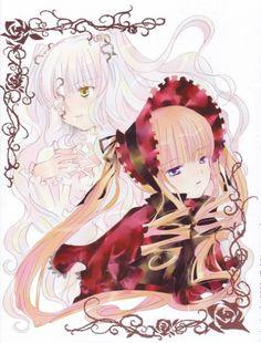 shinku rozen maiden   rozen-mewmew » Photos » Rozen maiden » kirakisho et shinku
