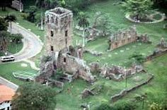 """Old Panama"" #panama Panama viejo. Old city ruins."