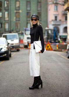 WHAT I WEAR - MILAN STREET STYLE DAY 2