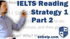 IELTS Reading - Academic - Key Strategy and Practice Part 2