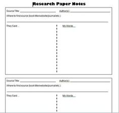 Guidance Counselor research report outlines for kids