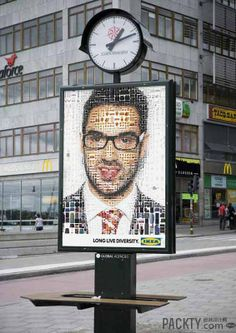 IKEA 平面广告设计 - 海报 - 包装设计网