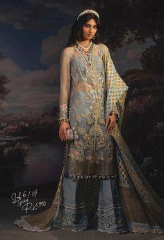 Pakistani Suits Online, Ethenic Wear, Suits Online Shopping, Stylish Suit, Lawn Suits, Salwar Suits, Shirt Sleeves, Sari, The Originals