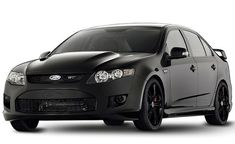 The fastest Ford Falcon GT ever created ... view at Bear Tales