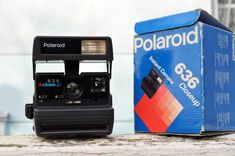 Polaroid Close Up 636, Polaroid Camera, working condition, Vintage Camera, Retro Camera, Collectibles, supplied without film