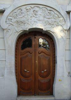 Paseos Art Nouveau: Jean Falp, Paris XIIè