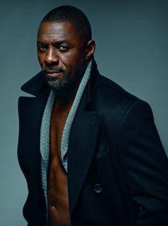 Idris Elba // Details