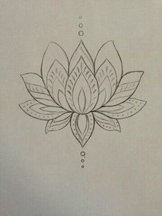 neck henna lotus - Google Search
