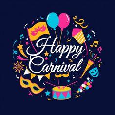 Hand drawn carnival background Free Vector http://ift.tt/2sjsHPT