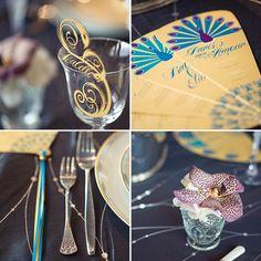 ... Vintage Hochzeit Inspiration für die 20er Jahre Vintage Hochzeit