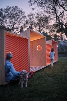 Image 3 of 24 from gallery of Salvage Swings City of Dreams Pavilion / Somewhere Studio. Photograph by James Leng Why Architecture, Workshop Architecture, School Architecture, Hall Construction, Waterford City, Enterprise Architect, Studio Mumbai, Shade Tent, Pavilion Design