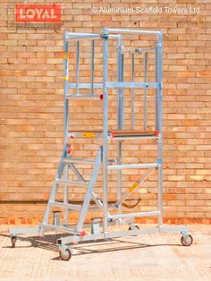 New Scaffold Towers From a Great Platform- AST #StairAccessTowers #BossScaffoldTowers #BuyScaffolding www.aluminium-scaffoldtowers.co.uk