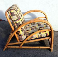 vintage bamboo furniture - Google Search