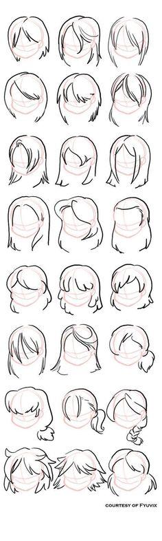 :волосы