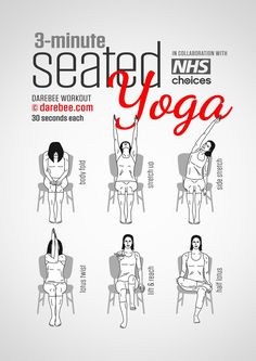 Seated Yoga Workout