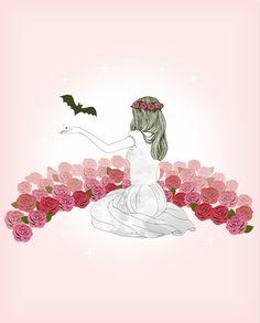 「だから棘(とげ)のように美しくあることがわたしの使命。」 …心を奪われずに読みきれる? あなたのほおを色づかせるスマホポエム|マジョリカ マジョルカ