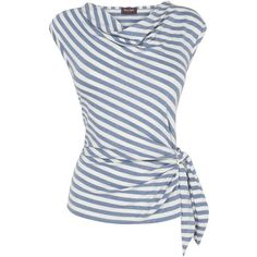 Buy Phase Eight Debbie Stripe Top. Cornflower/White from our Women's Shirts & Tops range at John Lewis & Partners. Blue And White T Shirts, White Sleeveless Blouse, Passion For Fashion, What To Wear, Stripe Top, Couture, My Style, Clothes For Women, Womens Fashion