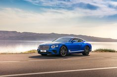 Bentley Continental GT, new Continental, sports coupe, luxury cars, Bentley